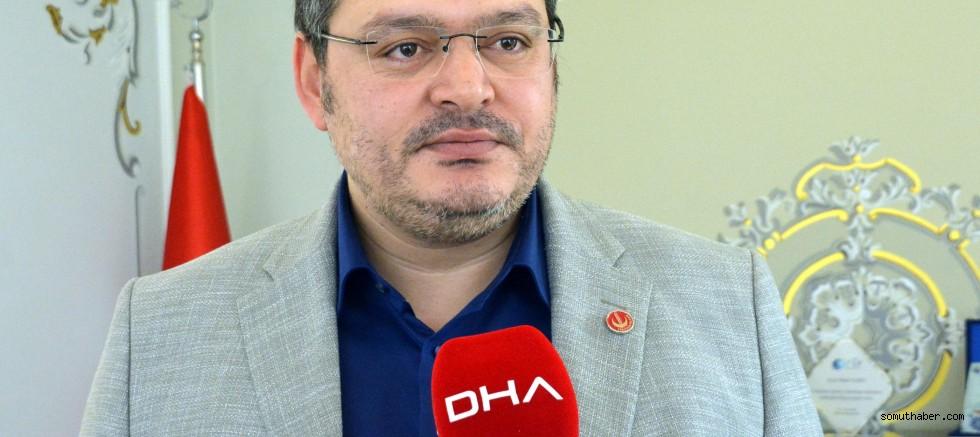 """YRP İl Başkanı Narin: """"İlçelerde Teşkilatlanmalarımızı Tamamlamak Üzereyiz"""""""