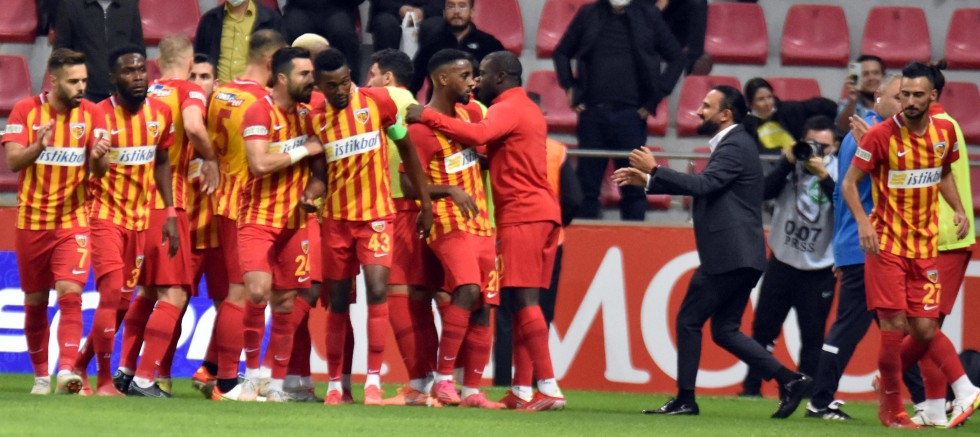 Yukatel Kayserispor - Galatasaray: 3-0
