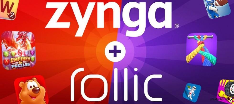 ZYNGA Türk Oyun Şirketini 168 Milyon Dolara Satın Alıyor